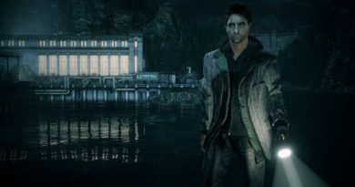 Alan Wake remaster will be released on October 5