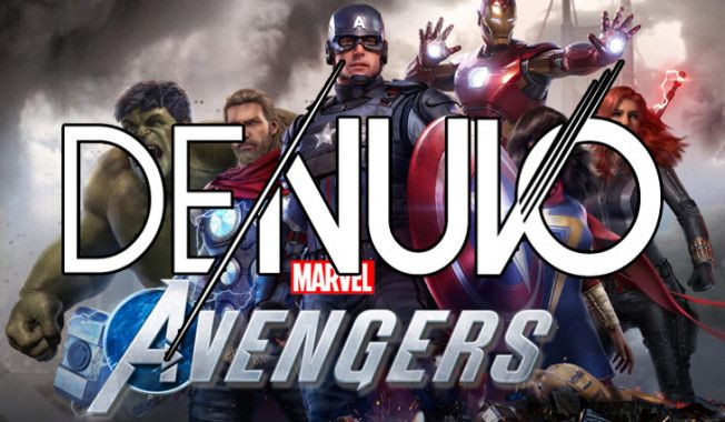 Denuvo removed from Marvel's Avengers