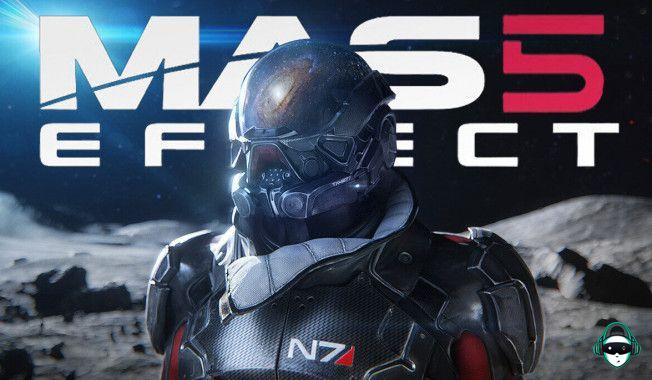 Development of Mass Effect 5 will be fully launched only in 2023