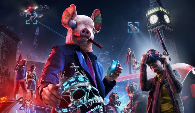 Free weekend at Watch Dogs Legion