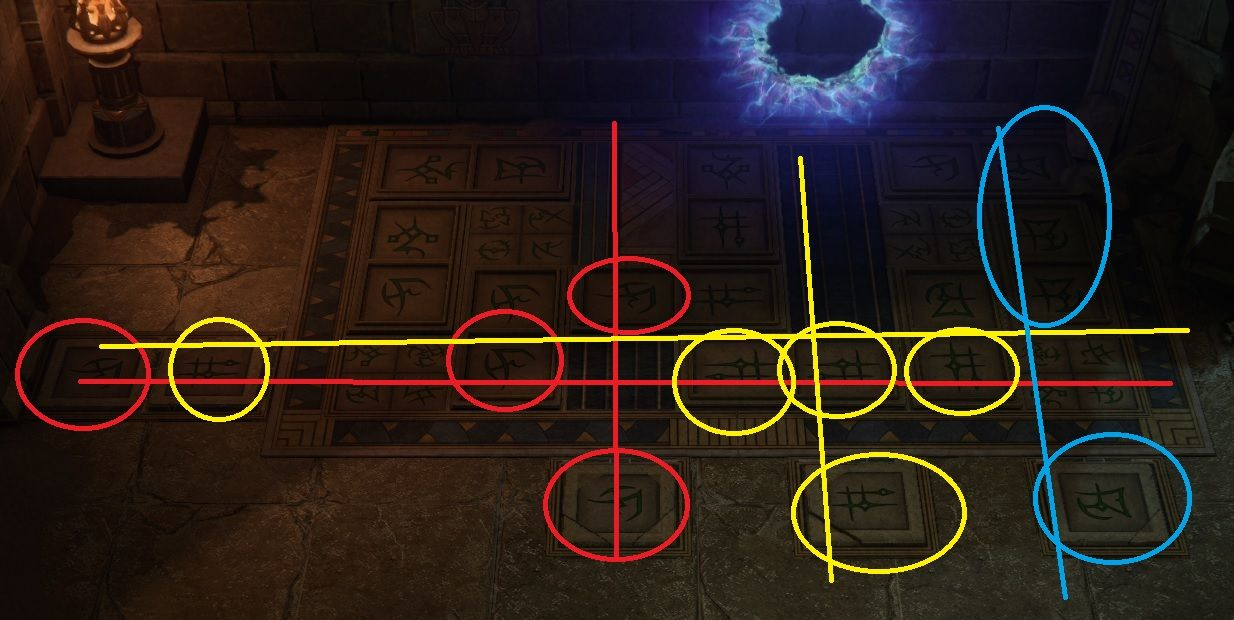 How to solve puzzles of the Mystery of the Universe in Pathfinder: Wrath of the Righteous