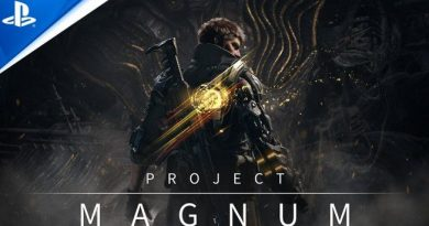 Introducing Destiny and Devil May Cry Inspired RPG Shooter Project Magnum