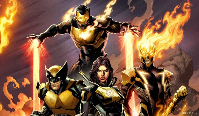 Marvel's Midnight Suns First Gameplay Showcases Card-Based Combat System