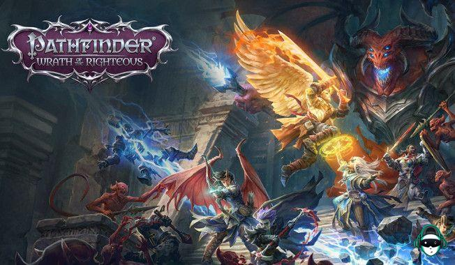 Pathfinder Wrath of the Righteous: Spike and Turntable Puzzles in Upper and Middle Town