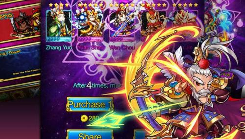 Era of Heroes tips and strategy guide to beat all stages