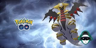 Defeat Giratina (Alternative Form) in Raid on Pokémon GO: Weaknesses and Counters